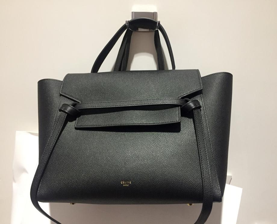 d1fbfc92f340 Céline Belt Bag Honest Review