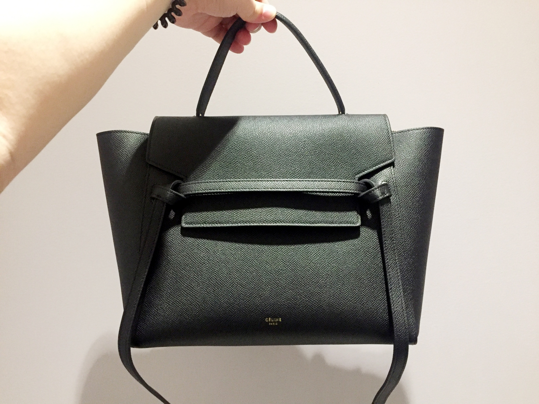 60939ae919 Céline Belt Bag Honest Review