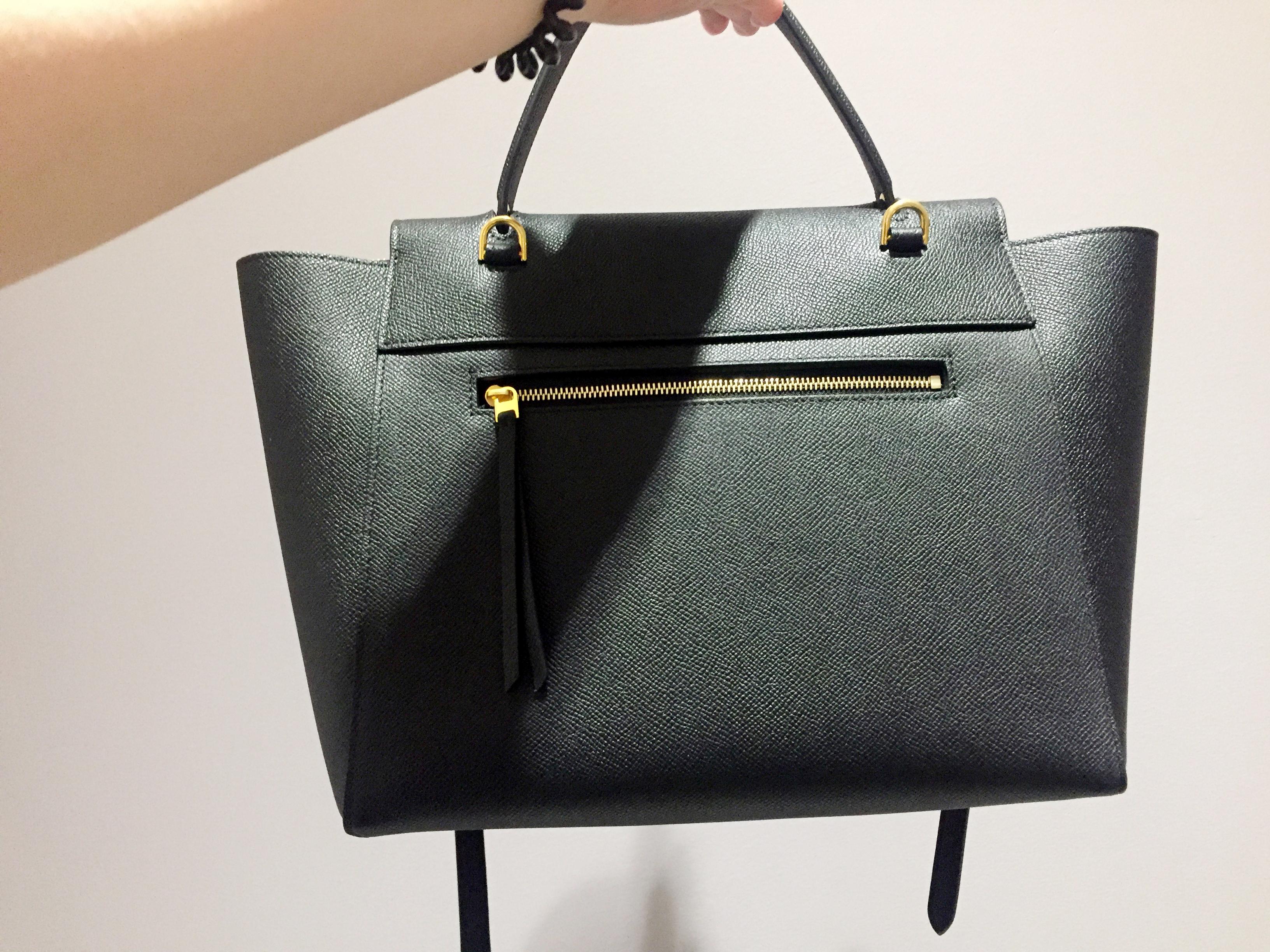 Celine Belt Bag Honest Review I Make Leather Handbags